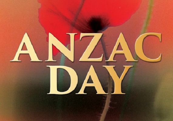ANZAC Day - Thank you