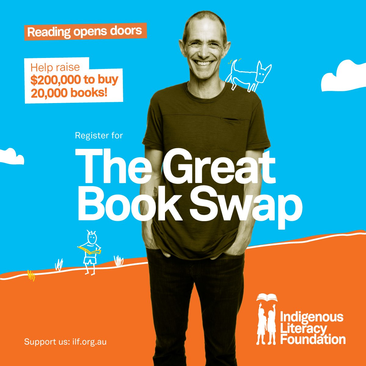 Great Book Swap News