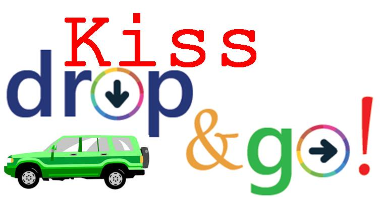 Kiss, Drop and Go News
