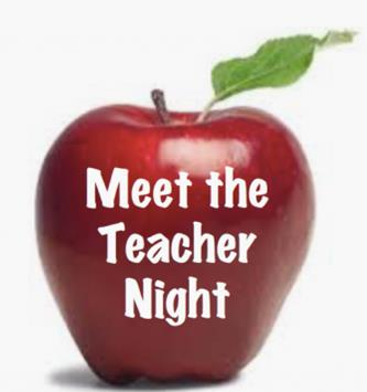 Meet the Teacher Night TONIGHT