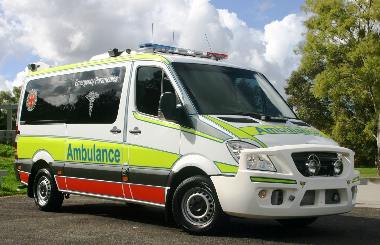 Pinjarra Hills Ambulance Station OPEN DAY