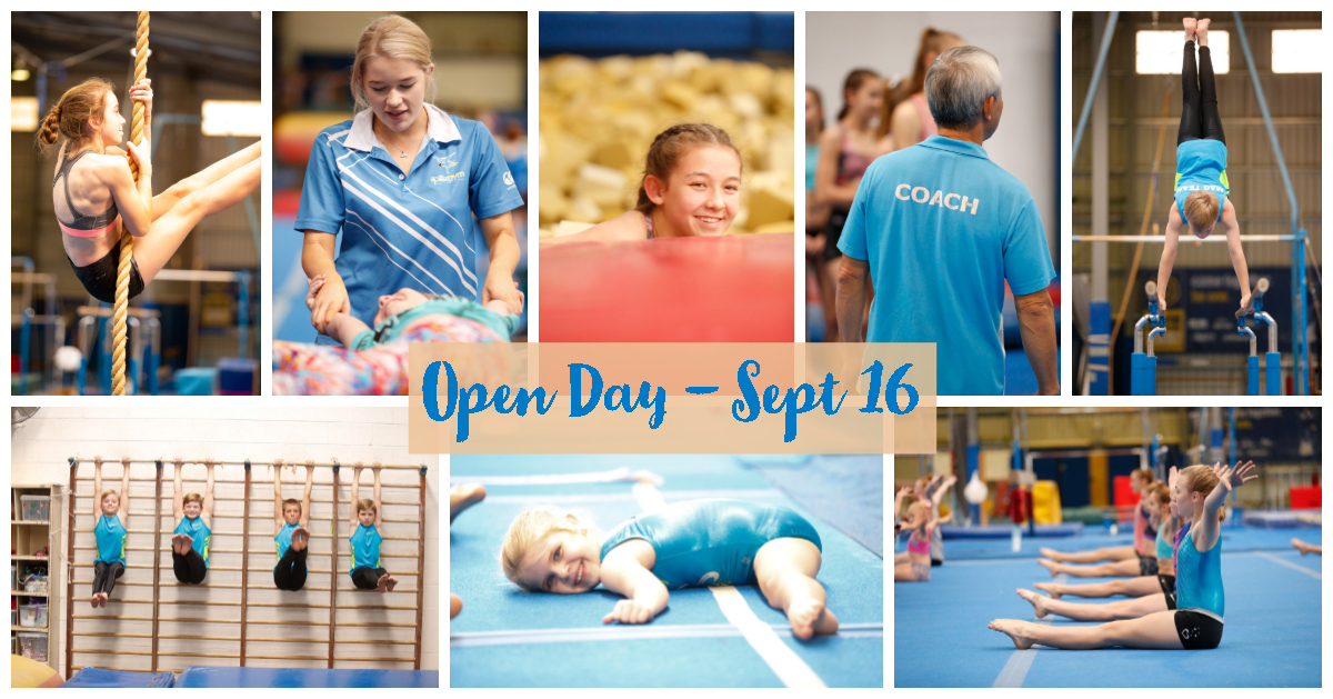 Splitz Gym Open Day