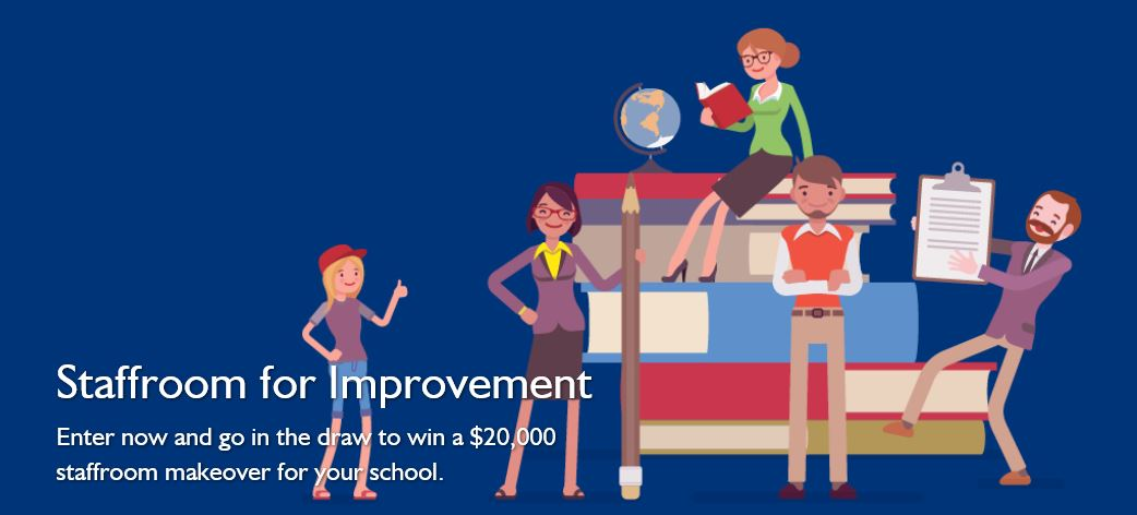 Staffroom for Improvement