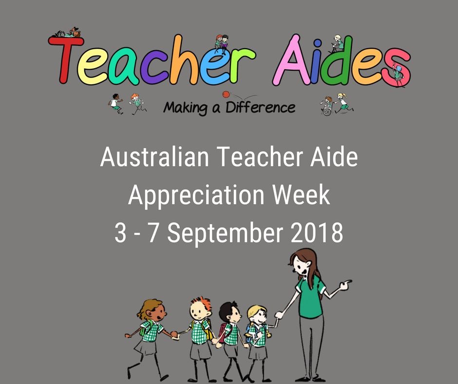 Teacher Aide Week