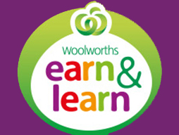Woolworths Earn and Learn