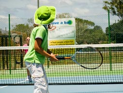 Tennis Hot Shots registrations closed
